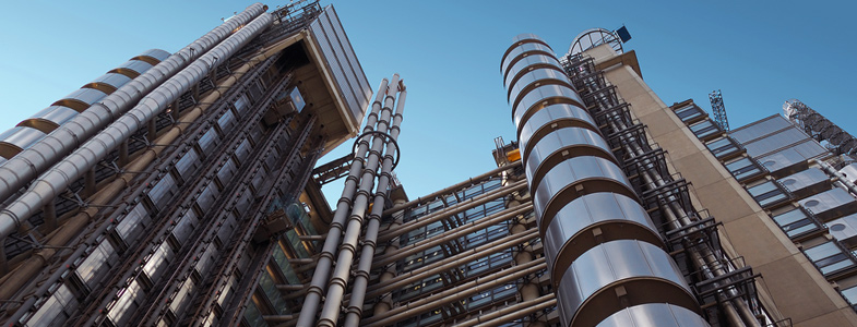 Lloyds of London Offices